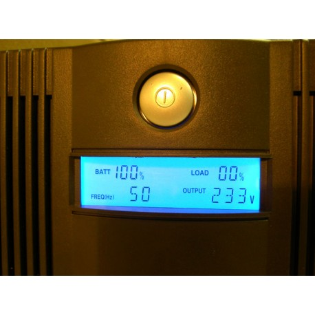 UPS function invertor, 840W, without batteries for central heaters and home appliances
