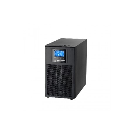 UPS 1 kVA ONLINE Sinus PUR TOWER | 900 W | ZERO transfer | 3xIEC | USB | RS232 | RJ45